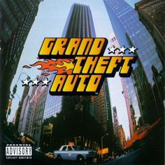 Grand Theft Auto... I actually loved this game
