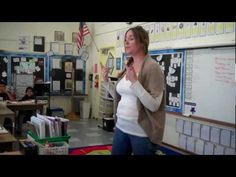 Fluency routine video.