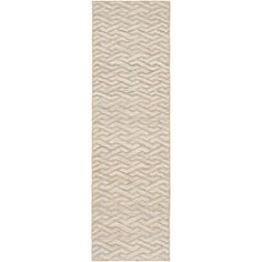 Shop for Hand-Woven Silsden Crosshatched Reversible Rug (2'6 x 8'). Get free…