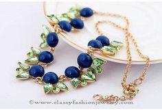 Beaded Wedding Statement Necklace Designs, Wedding Statement Necklace Sets #fashion #necklace #jewellery