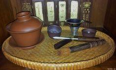 nützliche Helfer Bei Der Zubereitung Und meinem Genuss Von Shou Und Assam - tee - tea