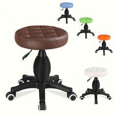 Rueda de hierro puede levantar la silla taburete de la barra de alta calidad.