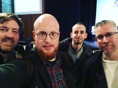 Dab Apps is a custom app development and consultancy business. Strutting their office selfie stuff on location recently, some of the team attended the launch of the Brighton Fringe event, posting this 'team on the go' selfie to Twitter.