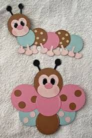 caterpillar and butterfly with circles scrapbook embellishment girl boy baby punches spring summer Paper Punch Art, Punch Art Cards, Diy And Crafts, Crafts For Kids, Arts And Crafts, Paper Crafts, Diy Paper, Circle Crafts, Craft Punches