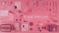 Things Organized Neatly: nowthisnews: The beautiful Production Design...