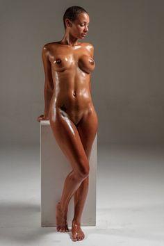 ebony nude girl