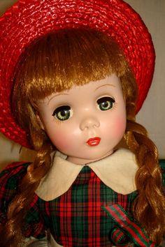 "18"" Vintage Madame Alexander ""Maggie"" Doll"