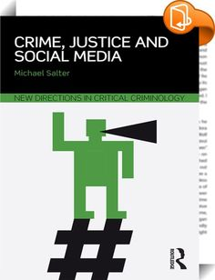 Crime, Justice and Social Media    ::  <P>How is social media changing contemporary understandings of crime and injustice, and what contribution can it make to justice-seeking? Abuse on social media often involves betrayals of trust and invasions of privacy that range from the public circulation of intimate photographs to mass campaigns of public abuse and harassment using platforms such as Facebook, Twitter, 8chan and Reddit – forms of abuse that disproportionately target women and ch...