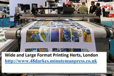 Importance of Hiring Large Format Printing Services