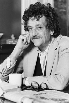 Explore the best Kurt Vonnegut quotes here at OpenQuotes. Quotations, aphorisms and citations by Kurt Vonnegut Writers And Poets, Kurt Vonnegut Quotes, Slaughterhouse Five, Playwright, Book Authors, Writing Tips, Creative Writing, Science Fiction, Famous People