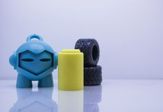 """New Fast """"Programmable Tooling"""" Tech Rivals Continuous DLP 3D Printing #3DPrinting"""