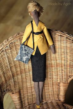 Nora On A Chilly Day by made by agah, via Flickr