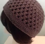 Free crochet pattern  after registering  Cluster Beanie Pattern - via @Craftsy
