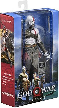 "Discounted NECA God of War (2018) 7"" Scale Action Figure"