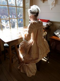 Milliner's shop, Colonial Williamsburg | Flickr - Photo Sharing!