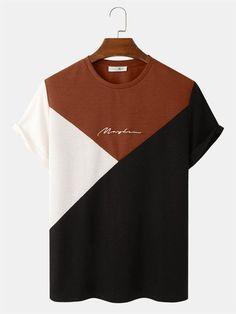 Stylish Shirts, Casual Shirts, Armani Sweatshirt, Site Mode, Tee Shirt Homme, Men Shirt, Polo T Shirts, Men Style Tips, Mens Clothing Styles