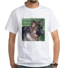 german shepherd 5 T-Shirt