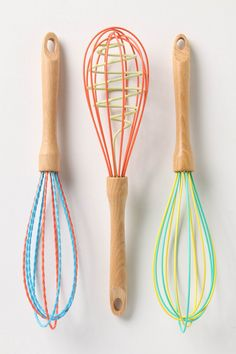 colorful whisks #AnthroFave