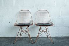 """Modernica,United States of America 34"""" H (Chair), 16"""" (Seat); 19"""" W, 19"""" D…"""