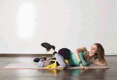 Basen kalça şekillendirme hareketi.Basen sorununuz mu var yada bunun yanı sıra kalçalarınızı toparlamak daha