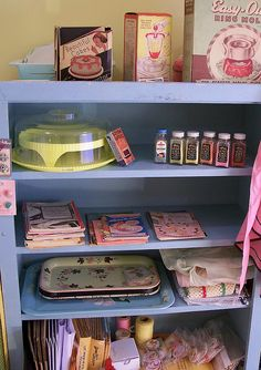 Vintage Baking Supplies