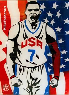 USA Pride Westbrook #usa #dreamteam #okc