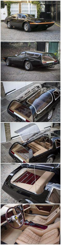 Ferrari 365 GTB 4 Shooting Brake (1972)