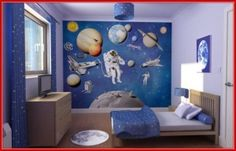 Beauty  Space Room Decor for Kids