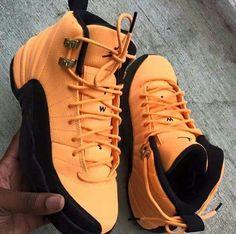 Orange and Black Jayss' Orange Sneakers, Orange Shoes, Black Shoes, Popular Sneakers, Best Sneakers, Shoes Sneakers, Jordan Sneakers, Custom Sneakers, Jordan Shoes
