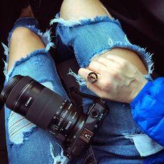 Valentina di Rosso Valentina Blog è in partenza per una giornata di scatti… avete visto che bellissimo anello #birikini?  #sonobirikina #birikinidonna #birikiniblogger