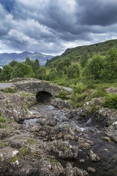 Ashness Bridge, in the Lake District, Cumbria, England  by Chris Smith on 500px