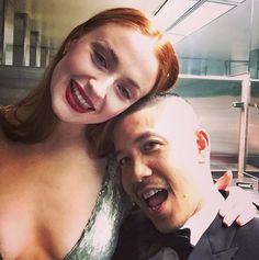 Pin for Later: Werft einen Blick hinter die Kulissen der Met Gala mit diesen Instagrams Sophie Turner und Thakoon