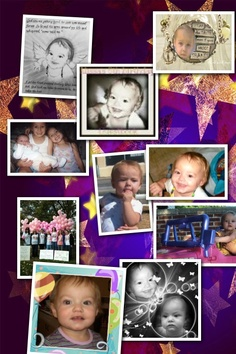 This beautiful angel is Alissa B Guernsey. She was 16 months old when she left this world. Alissa was tortured, abused and murdered by her caregiver Christy Shaffer. She only served 77 days in jail  that is not justice. Join in the fight to help baby Alissa get justice. There are FB pages, petitions or you can google her name. Her story is graphic, horrific, and heartbreaking.   Alissa B Guernsey screams 4 justice, baby Alissa cries 4 justice.org , lock up Christy Shaffer