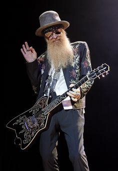 """Billy Gibbons, the vocalist and guitarist for ZZ Top, has postponed his Nov. 21 stop at Stroudsburg's Sherman Theater on his first solo tour to support his debut solo album, """"Perfectamundo,"""" it was just announced."""