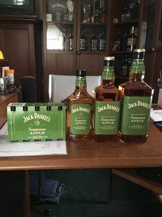 Jack Daniel's.