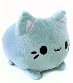 Tasty Peach Studios — Meowchi Plush Mint