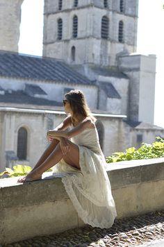 Boho city lounging :)