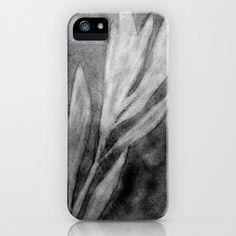 Leaves Silhouette iPhone Case by Rachel Winkelman - $35.00