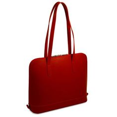 Jack Georges Manhattan Tote Red One Size -- Want additional info? Click on the image.