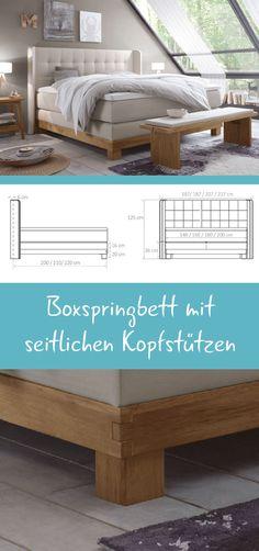 221 best Boxspringbetten images on Pinterest | Bed frames, Bed room ...