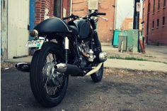 BMW R755 Vintage Motorcycle Cafe Racer BMW R75/5 Café Racer
