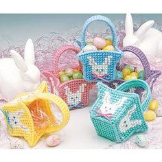 Downloadable Easter Plastic Canvas Patterns Deal Part 1 | Leisure Arts Blog.