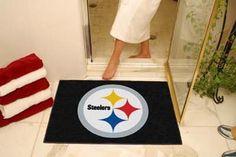 "NFL - Pittsburgh Steelers All-Star Mat 33.75""x42.5"""
