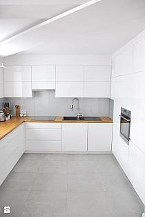 moje IDEALIA: JAK URZĄDZIĆ PRAKTYCZNĄ I NOWOCZESNĄ KUCH… na Stylowi.pl Kitchen Room Design, Best Kitchen Designs, Modern Kitchen Design, Kitchen Colors, Home Decor Kitchen, Interior Design Kitchen, New Kitchen, Kitchen Ideas, Farmhouse Style Kitchen
