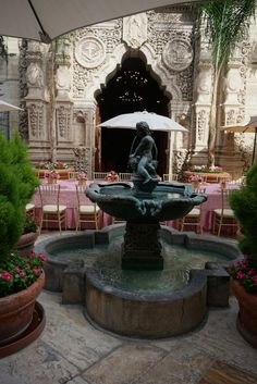 outdoor bridal shower @missioninnhotel