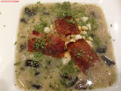 fischi`s cooking and more....: schwammerlsuppe