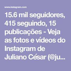 15.6 mil seguidores, 415 seguindo, 15 publicações - Veja as fotos e vídeos do Instagram de Juliano César (@julianobaudelaire) Hora Cartoon, Foto E Video, Instagram, Pictures