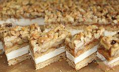 Myslíme si, že by sa vám mohli páčiť tieto piny - sbel Baking Recipes, Cake Recipes, Dessert Recipes, Puding Cake, Vegan Junk Food, Czech Recipes, Gift Cake, Sweet Cakes, Food Cakes