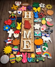 Diy Crafts For Adults, Diy Home Crafts, Diy Crafts To Sell, Wood Crafts, Holiday Crafts, Country Wall Decor, Wood Flag, Home Decor Signs, Porch Signs