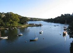 Frenchman's Creek, Cornwall (made famous by Daphne du Maurier)